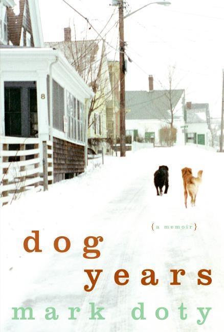 Dog Years als eBook Download von Mark Doty