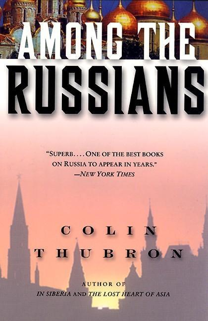 Among the Russians als eBook Download von Colin...