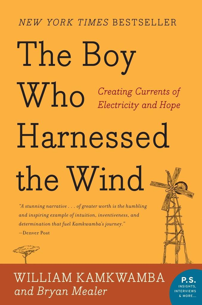 what i learnt from the book the boy who harnessed the wind Wind power the boy who harnessed the wind does not go into great detail about wind power, particularly how it works on a larger scale help your students fill in the blanks by exploring wind power more in-depth, either in small groups or as a whole class, using the books and online links below.