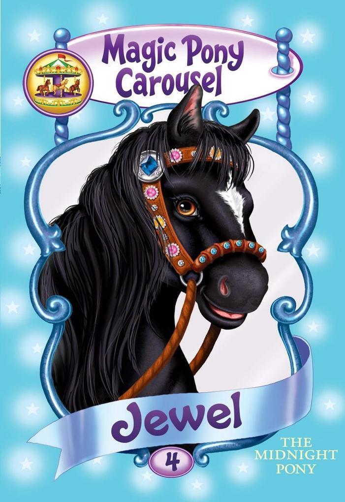 Magic Pony Carousel #4: Jewel the Midnight Pony...