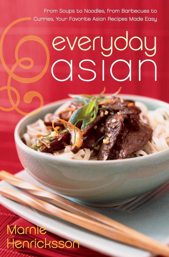 Everyday Asian als eBook Download von Marnie He...