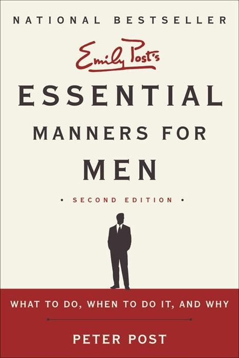 Essential Manners for Men 2nd Ed als eBook Down...