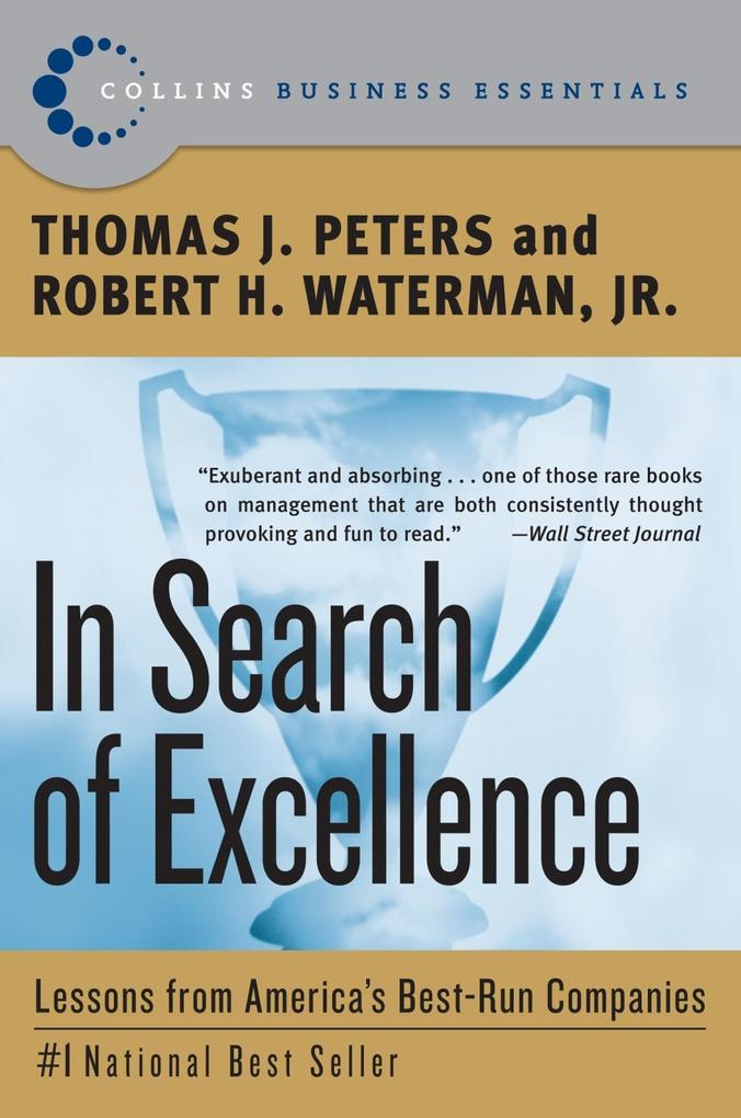 In Search of Excellence als eBook Download von ...