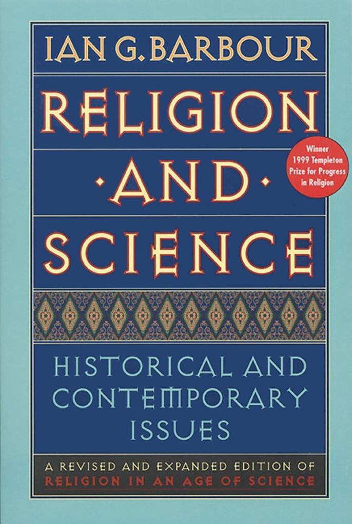 Religion and Science als eBook Download von Ian...
