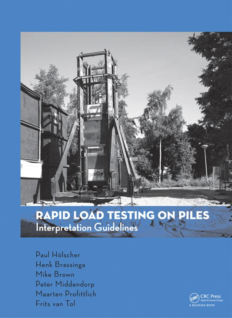 Rapid Load Testing on Piles als eBook Download ...