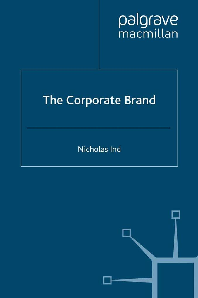 Corporate Brand als eBook Download von N. Ind