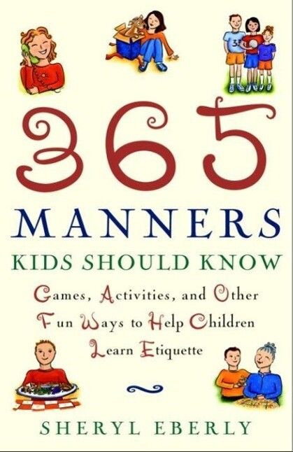 365 Manners Kids Should Know als eBook Download...