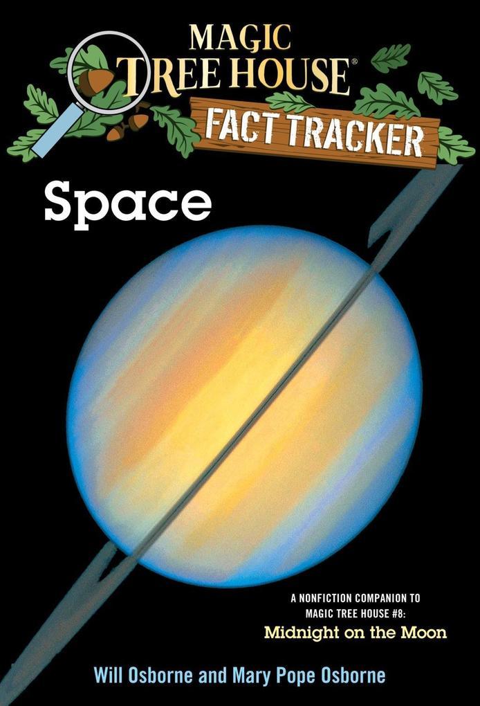Space als eBook Download von Mary Pope Osborne,...