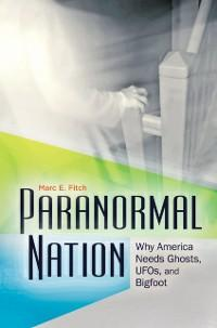 Paranormal Nation als eBook Download von Marc F...