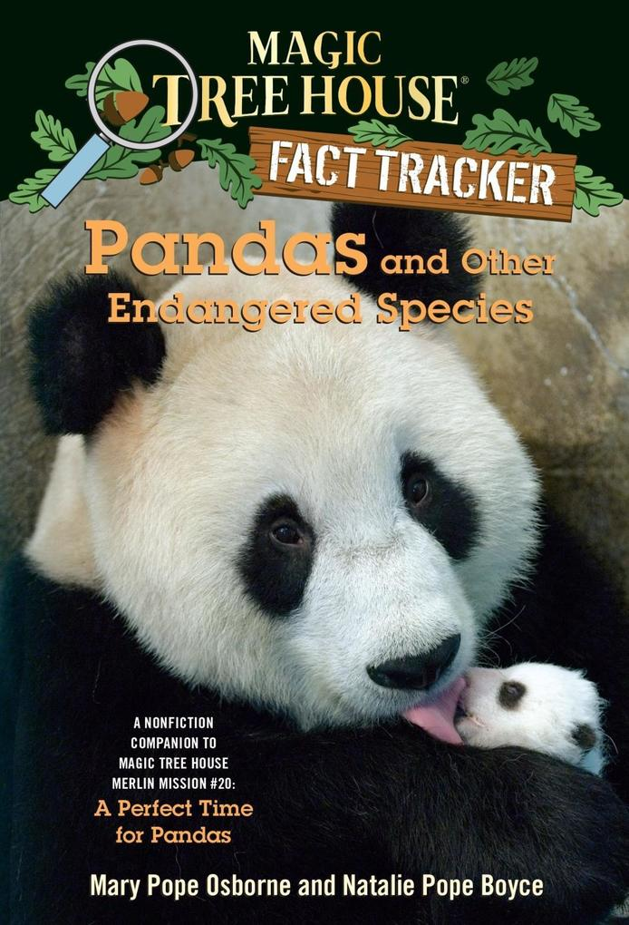 Pandas and Other Endangered Species als eBook