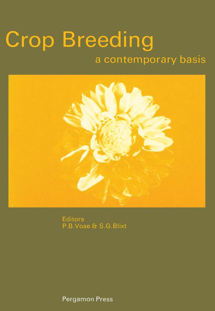 Crop Breeding: A Contemporary Basis als eBook D...