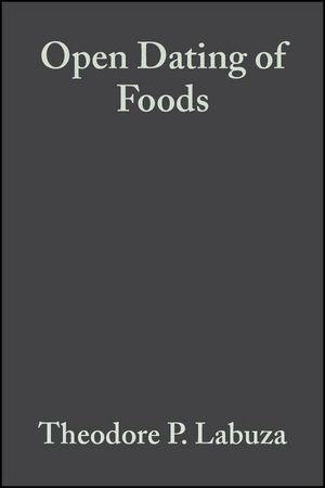 Open Dating of Foods als eBook Download von The...