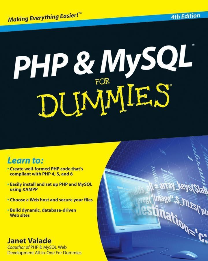 PHP and MySQL For Dummies als eBook Download vo...