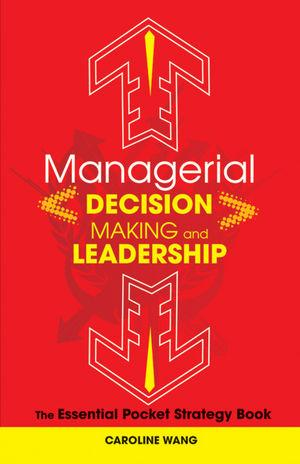 Managerial Decision Making Leadership als eBook...