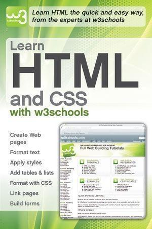 Learn HTML and CSS with w3Schools als eBook Dow...