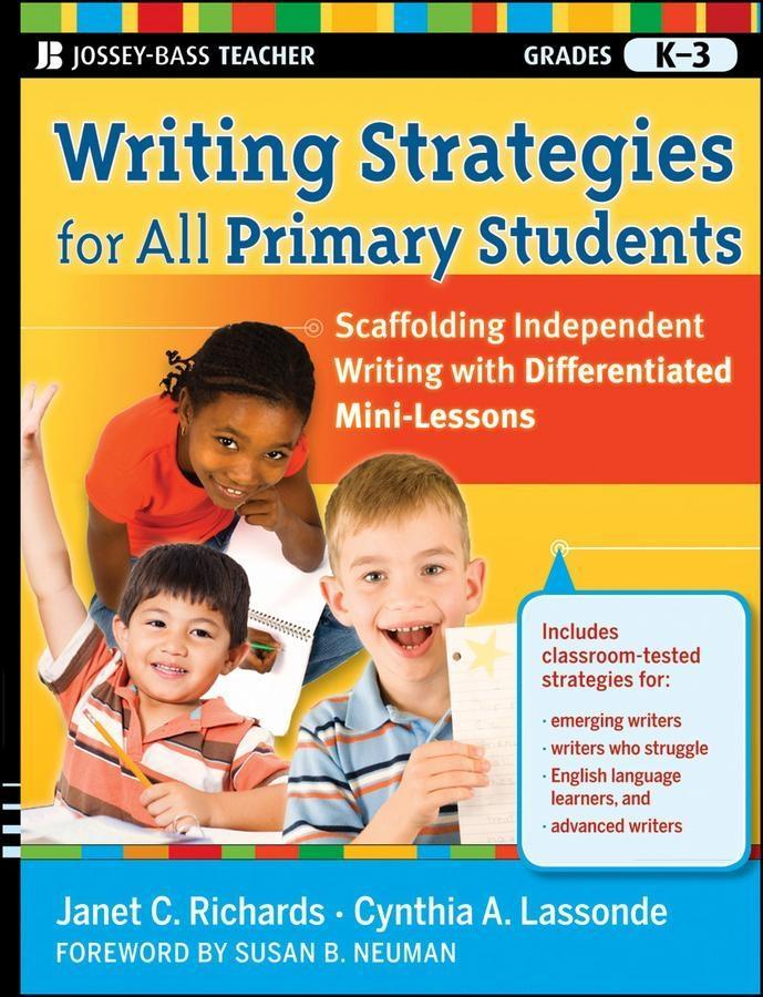 writing topics for primary students During the early primary years, students are just beginning to learn about writing and the writing process this is the best time to prime students and give them the knowledge about the elements of narrative writing.