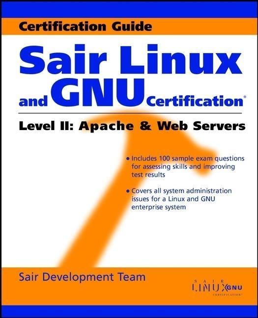Sair Linux and GNU Certification Level II, Apac...