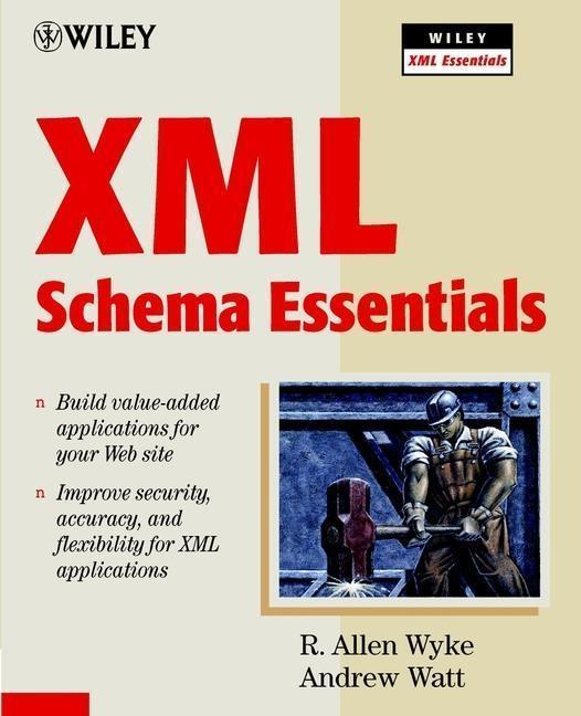 XML Schema Essentials als eBook Download von R....