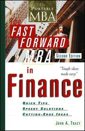 The Fast Forward MBA in Finance als eBook pdf