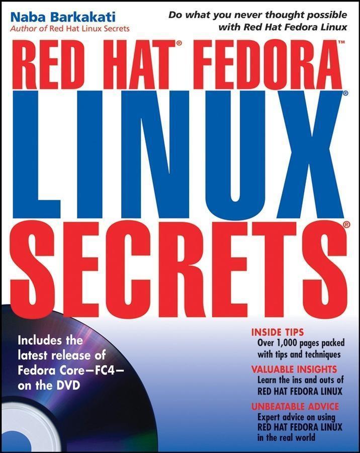 Red Hat Fedora Linux Secrets als eBook Download...