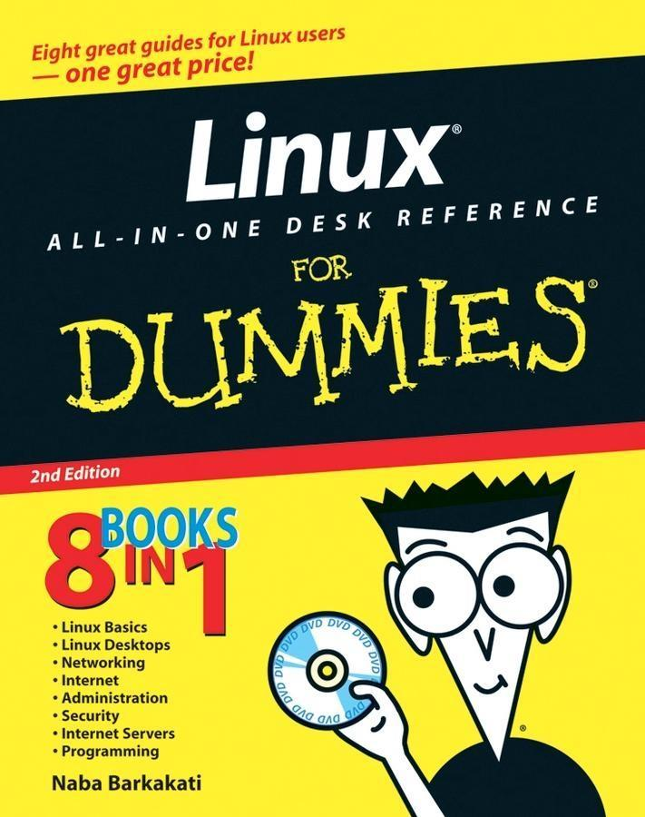 Linux All-in-One Desk Reference For Dummies als...