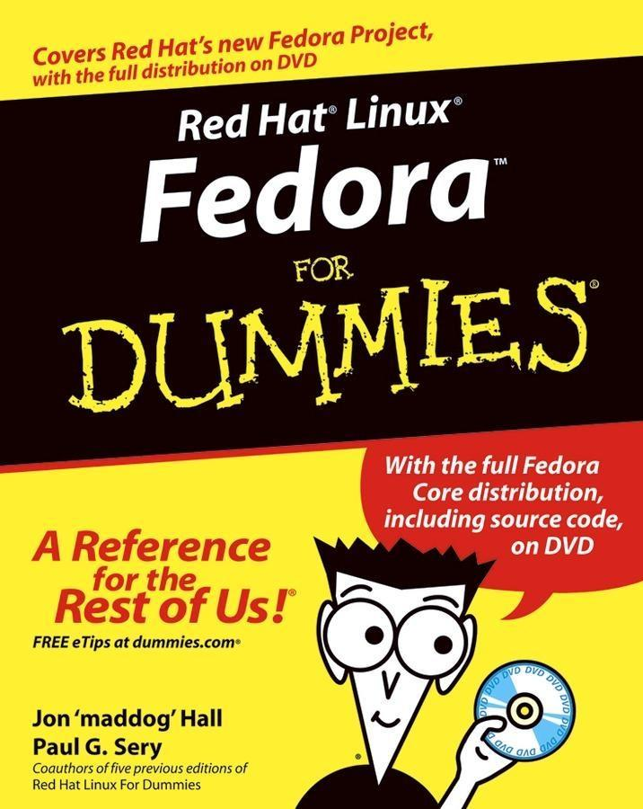 Red Hat Linux Fedora For Dummies als eBook Down...