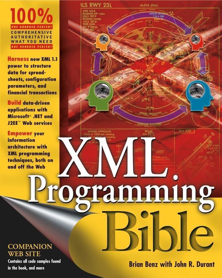 XML Programming Bible als eBook Download von Br...