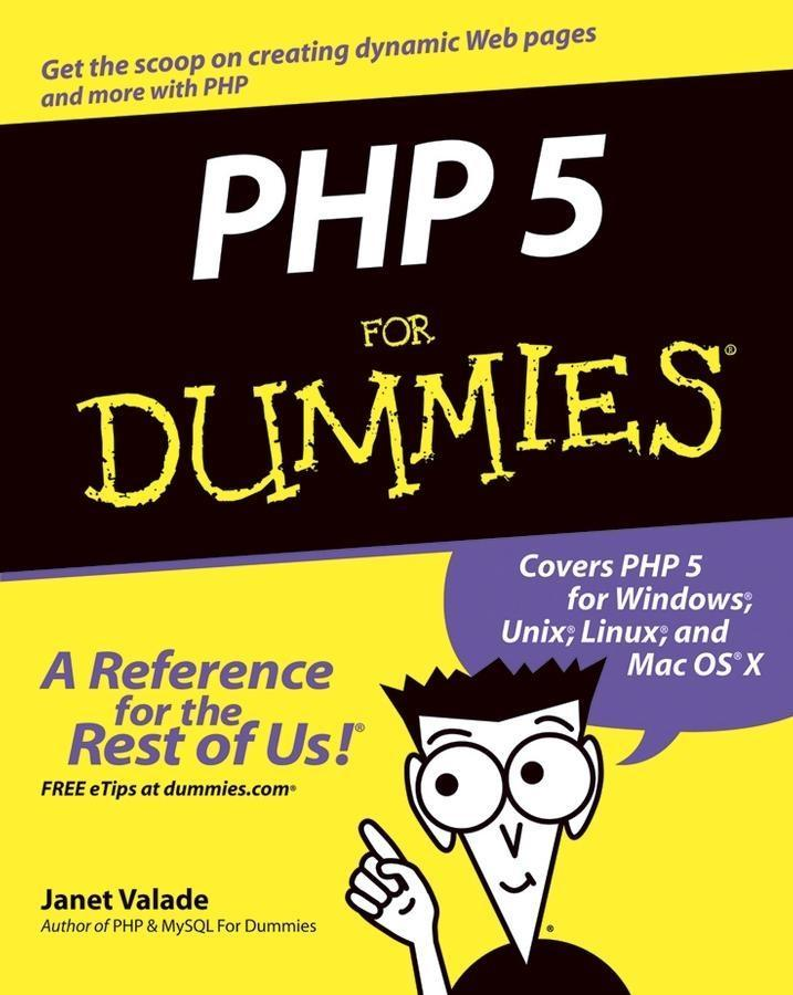 PHP 5 For Dummies als eBook Download von Janet ...