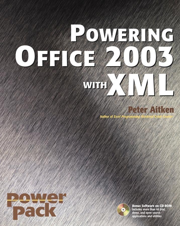 Powering Office 2003 with XML als eBook Downloa...