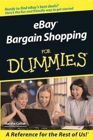eBay Bargain Shopping For Dummies als eBook Dow...