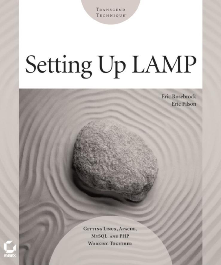 Setting up LAMP als eBook Download von Eric Ros...