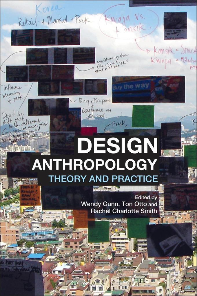 Design Anthropology als eBook Download von