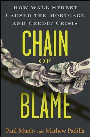 Chain of Blame als eBook Download von Paul Muol...
