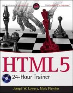HTML5 24-Hour Trainer als eBook Download von Ma...