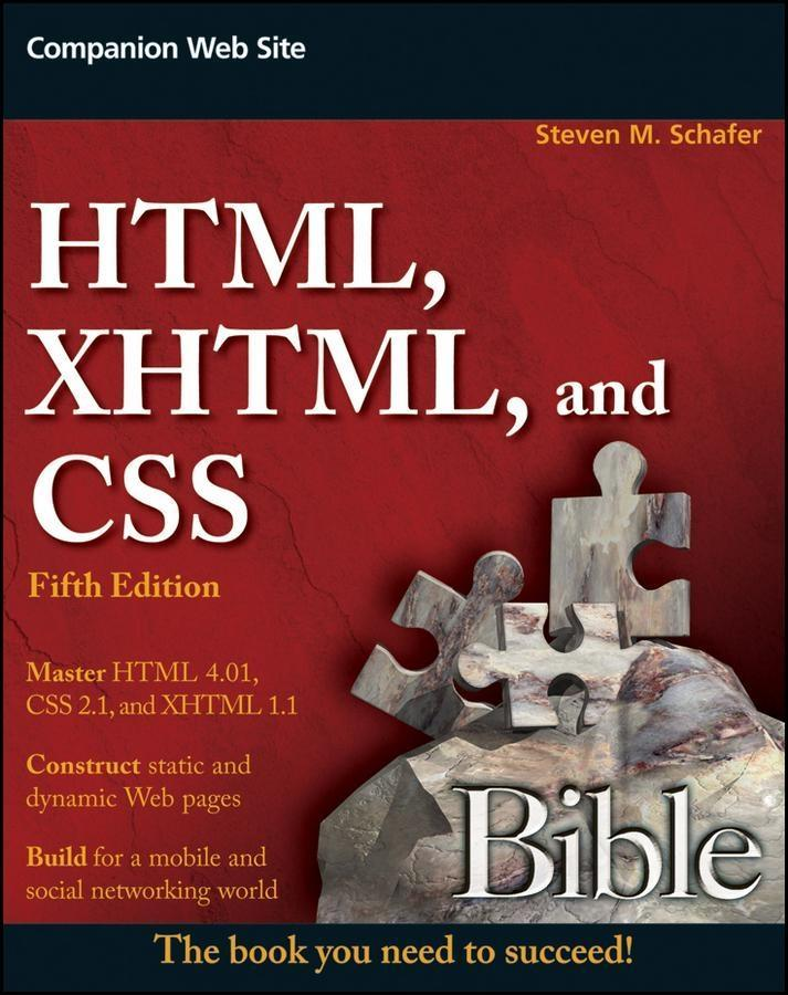 HTML, XHTML, and CSS Bible als eBook Download v...