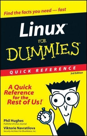 Linux For Dummies Quick Reference als eBook Dow...