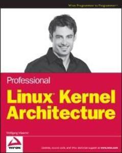 Professional Linux Kernel Architecture als eBoo...