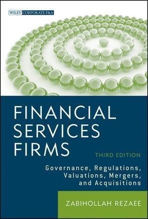 Financial Services Firms als eBook Download von...
