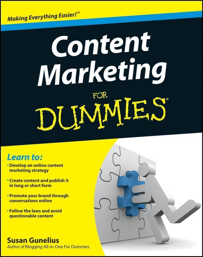 Content Marketing For Dummies als eBook Downloa...