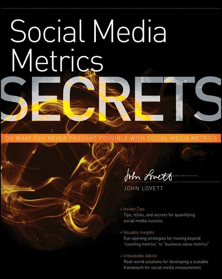Social Media Metrics Secrets als eBook Download...