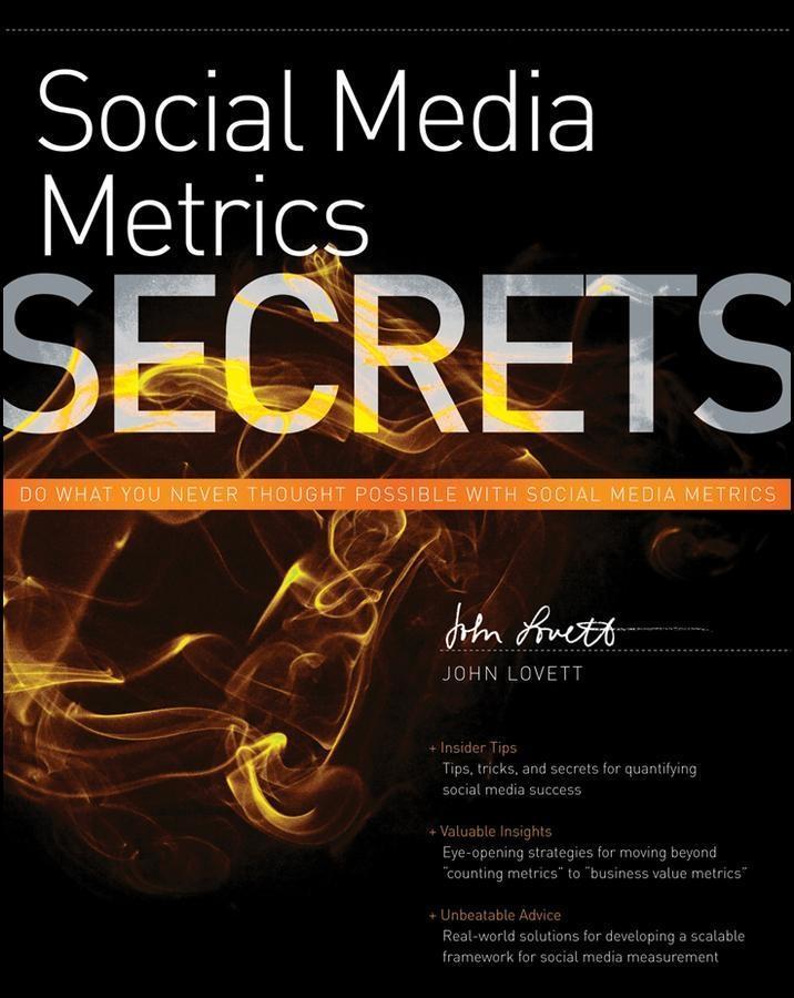 Social Media Metrics Secrets als eBook Download...