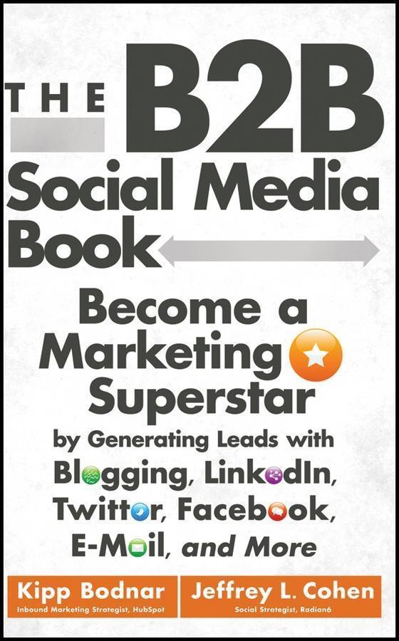 The B2B Social Media Book als eBook Download vo...