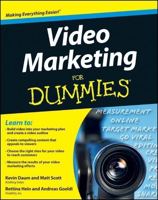Video Marketing For Dummies als eBook Download ...