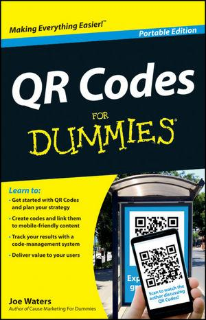 QR Codes For Dummies als eBook Download von Joe...
