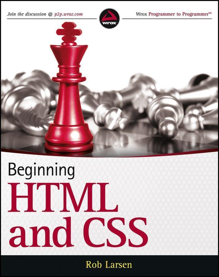 Beginning HTML and CSS als eBook Download von R...