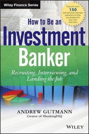 How to Be an Investment Banker als eBook Downlo...