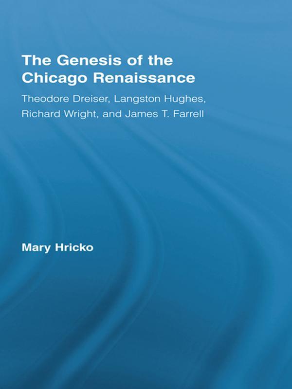 Genesis of the Chicago Renaissance als eBook Do...