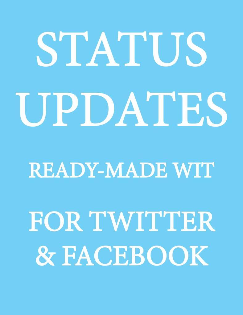 Status Updates als eBook Download von Sophie Mi...