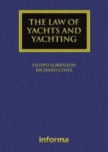 Law of Yachts & Yachting als eBook Download von