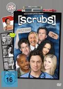 Scrubs - Komplettbox. Staffel.1-9, 31 DVDs